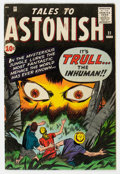 Silver Age (1956-1969):Horror, Tales to Astonish #21 (Marvel, 1961) Condition: FN-.