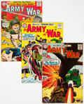 Silver Age (1956-1969):War, Our Army at War Group of 19 (DC, 1962-77) Condition: Average FN.... (Total: 19 )