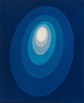 Prints & Multiples, James Turrell (b. 1941). Untitled, 2013. Etching and aquatint in colors on wove paper. 15-5/8 x 12-5/8 inches (39.7 x 32...
