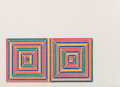 Prints & Multiples, Frank Stella (b. 1936). Les Indes Galantes IV, 1973. Offset lithograph in colors on J. Green paper. 16 x 22 inches (40.6...