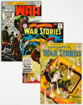 Silver Age (1956-1969):War, Star Spangled War Stories/Unknown Soldier Group of 26 (DC, 1956-82) Condition: VF-.... (Total: 26 )
