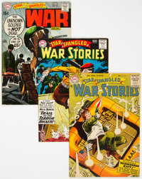 Star Spangled War Stories/Unknown Soldier Group of 26 (DC, 1956-82) Condition: VF-.... (Total: 26 )