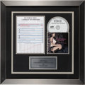 "Music Memorabilia:Awards, Keysha Cole ""I Should've Cheated"" In-House Sales Award (A&M, 2005). ..."
