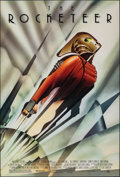 """Movie Posters:Action, The Rocketeer (Walt Disney Pictures, 1991). Rolled, Very Fine. One Sheet (27"""" X 40"""") DS. John Mattos Artwork. Action.. ..."""
