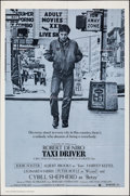"Movie Posters:Crime, Taxi Driver (Columbia, 1976). Folded, Fine/Very Fine. International One Sheet (27"" X 41""). Crime.. ..."