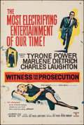 Movie Posters:Mystery, Witness for the Prosecution & Other Lot (United Artists, 1...