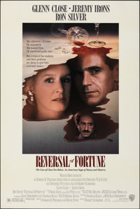"Reversal of Fortune & Other Lot (Warner Bros., 1990). Rolled, Very Fine. One Sheets (4) (26.75"" X 39.75"" -..."