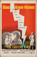"""Movie Posters:Drama, The Fugitive Kind & Other Lot (United Artists, 1960). Folded, Fine+. One Sheets (2) (27"""" X 41""""). Drama.. ... (Total: 2 Items)"""