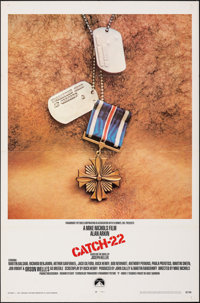 "Catch-22 & Other Lot (Paramount, 1970). Folded, Very Fine. One Sheets (3) (27"" X 41""). War. ... (Total: 3..."