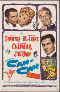 """Movie Posters:Musical, Can-Can & Other Lot (20th Century Fox, 1960). Folded, Fine/Very Fine. One Sheets (2) (27"""" X 41""""). Musical.. ... (To..."""
