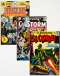Silver Age (1956-1969):War, DC Silver and Bronze Age War Comics Group of 26 (DC, 1962-78).... (Total: 26 Comic Books)