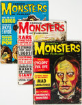 Magazines:Horror, Famous Monsters of Filmland Group of 17 (Warren, 1960-66) Condition: Average GD/VG.... (Total: 17 Items)