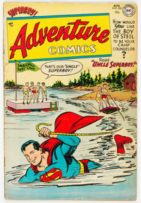 Adventure Comics #203 (DC, 1954) Condition: FN-