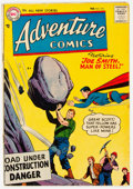 Silver Age (1956-1969):Superhero, Adventure Comics #233 (DC, 1957) Condition: FN....