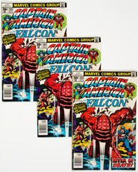 Captain America #208 Group of 60 (Marvel, 1977) Condition: Average FN/VF.... (Total: 60)