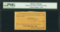 World's Columbian Exposition 1893 Company Envelope PMG Graded