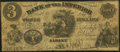 Albany, NY - Bank of the Interior Spurious $3 Sept. 10, 1860 Fine