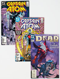 DC Modern Age Long Box Group (DC, 1980s-90s) Condition: Average VF