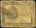 Continental Currency September 26, 1778 $7 Very Good