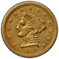 Liberty Quarter Eagles, 1843-O $2 1/2 Small Date, Crosslet 4 XF40 PCGS. PCGS Population: (65/323 and 0/1+). NGC Census: (52/710 and 0/0+). CDN: $30...