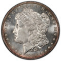 1898 $1 MS65 Prooflike PCGS. PCGS Population: (143/28 and 3/7+). NGC Census: (76/12 and 1/0+). CDN: $440 Whsle. Bid for...