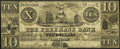 Boston, MA – Freemans Bank $10 March 4?, 1852 MA-195 G20 SENC Fine to Very Fine