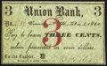Obsoletes By State:New Hampshire, Concord, NH- H. B. Foster per Union Bank 3¢ Dec. 4, 1862 Lafond 230-00.03-1 Choice Very Fine.. ...