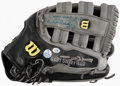 Baseball Collectibles:Others, 2005 Gary Sheffield Game-Used Glove....