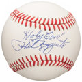 Autographs:Baseballs, Phil Rizzuto Single-Signed Baseball with Trademark Expression....