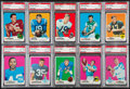 Football Cards:Boxes & Cases, 1969 Topps Football Complete Set (263). ...