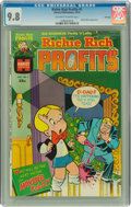 Bronze Age (1970-1979):Cartoon Character, Richie Rich Profits #1 File Copy (Harvey, 1974) CGC NM/MT 9.8 Off-white to white pages....