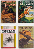 Books:Hardcover, Edgar Rice Burroughs Tarzan ...