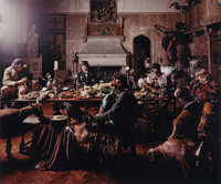 Michael Joseph (South African, b. 1941) Rolling Stones, Beggars Banquet, Keith with Orange, London, 1968 Digital pigme...