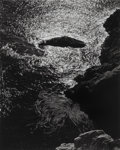 Photographs, Edward Weston (American, 1886-1958). China Cove, Point Lobos, California, 1946. Gelatin silver, printed circa 1970s by C...