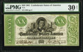 Confederate Notes:1861 Issues, T21 $20 1861 PF-1 Cr. 144 PMG Very Fine 30 Net.. ...