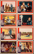 Movie Posters:Science Fiction, The Day the Earth Stood Still (20th Century Fox, 1951). Ve...