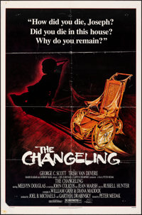 "The Changeling & Other Lot (Associated Film, 1980). Folded, Fine+. One Sheets (2) (27"" X 41"") & Lobby..."