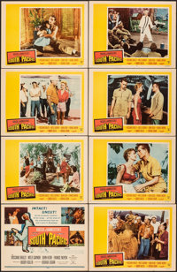 "South Pacific (20th Century Fox, 1959). Overall: Very Fine-. Lobby Card Set of 8 (11"" X 14""). Musical. ... (To..."