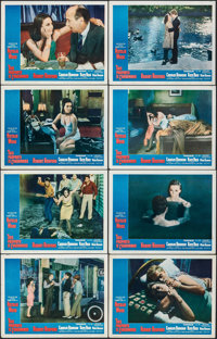 "This Property is Condemned (Paramount, 1966). Overall: Very Fine+. Lobby Card Set of 8 (11"" X 14""). Drama..."