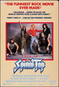 """Movie Posters:Rock and Roll, This is Spinal Tap (Embassy, 1984). Rolled, Fine/Very Fine. One Sheet (27"""" X 39.5"""") SS. Rock and Roll. . ..."""