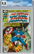 Captain America #236 (Marvel, 1979) CGC NM/MT 9.8 White pages