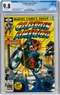 Captain America #237 (Marvel, 1979) CGC NM/MT 9.8 White pages