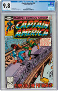 Captain America #246 (Marvel, 1980) CGC NM/MT 9.8 White pages