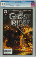 Modern Age (1980-Present):Superhero, Ghost Rider #1 Retailers' Incentive Edition (Marvel, 2005) CGC NM/MT 9.8 White pages....