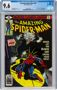 The Amazing Spider-Man #194 (Marvel, 1979) CGC NM+ 9.6 Off-white to white pages