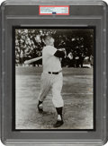 Baseball Collectibles:Photos, 1950's Mickey Mantle Original Photograph, PSA/DNA Type 1 -- Image Used for 1958 Topps All-Star Card. ...