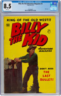 Golden Age (1938-1955):Western, Billy the Kid Adventure Magazine #3 (Toby Publishing, 1951) CGC VF+ 8.5 White pages....