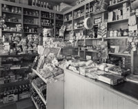 George A. Tice (American, b. 1938) Angie's Grocery Store, Phillipsburg, New Jersey, 1973 Gelatin sil