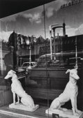 Photographs, Alfred Eisenstaedt (American, 1898-1995). Storefront from the series The Parisians, Paris, France, 1963. Gelatin sil...