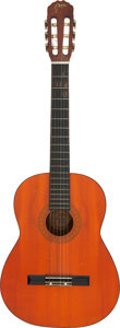 Musical Instruments:Acoustic Guitars, Circa Late 1970's/Early 1980's Goya G110 Natural Classical Acoustic Guitar.. ...